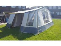 Cabanon 5+ birth tent £160