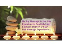 Massage in City By Scottish Cougar Ms Joy 50 Very HighlySkilled All Massage Styles Expert Hot Stones