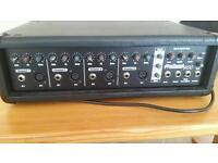 Prosound 400 mixer amplifier