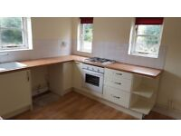 One Bedroomed flat walkable to town centre and train station.
