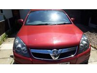 Red Vauxhall vectra 57 plate £850 ono