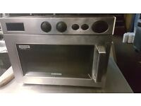 Samsung commercial microwave 1850w