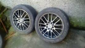 For sale alloys wheels