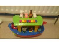 Noahs arc toy, excellent condition