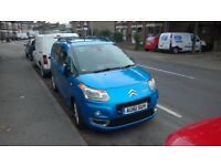 Citroen C3 Picasso Exclusive (Diesel - Manual) - 12 months MOT