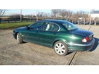 Jaguar x type 2D - 12 months MOT - Hpi Clear