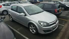 Vauxhall Astra 1.7cdti SRI Silver