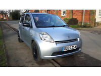 Daihatsu Sirion 1.0 £30 TAX, Long MOT,