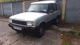 98 Land Rover Discovery Auto.