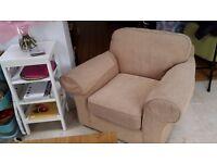 Single M&S armchair
