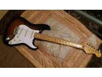 50s classic series stratocaster