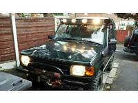Landrover discovery 1 off road ready