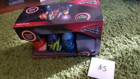 NEW Disney cars Bowling set