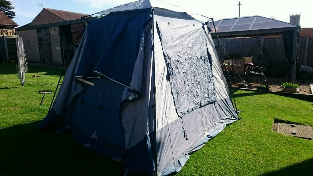 Quest instant camper awning free   in Norwich, Norfolk ...
