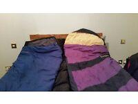 sleeping bag/bags