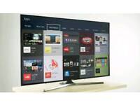 """Samsung 40"""" Curved Smart LED TV Freeview HD"""