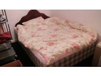 Double room in three bedroom house