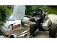 Honda Goldwing Trike project