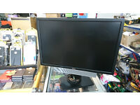 "Dell 24"" UltraSharp U2412Mb Monitor + Soundbar"