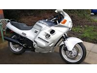 Honda CBR1000 Hurricane Sportsbike, not fireblade, ninja, R1, 600, Barn find.