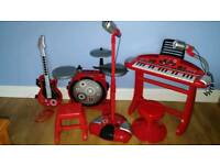ELC musical toy instruments