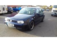 VW GOLF MK4 2.3 170 BHP MANAUL FULL R32 LEATHER SEATS THE CARS THE REAL DEAL PART X POSS