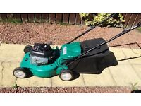 Qualcast Self Propelled Petrol Lawnmower, Excellent Condition £70 Collection NE12