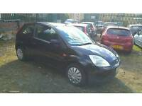 2003 ford fiesta 1.2 3dr. Mot. Service history. Very economical. Cheap tax and insurance