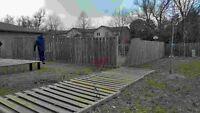 Fences , fence repairs , posts , post repairs , holes