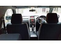 Suzuki Grand Vitara 2006 12 months warranty long mot low miles 1.6 petrol 4wd 3 door 4x4