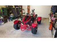 Automatic Quad bike 300cc