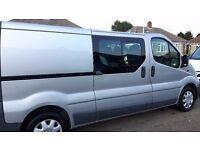 Crew cab van for sale