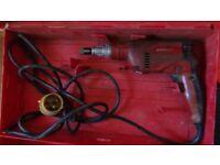 Hilti 110v sds drill /Impact drills
