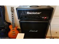 Blackstar Series One 1046L6 100W Amp Head + padded cover + footswitch. Very good condition