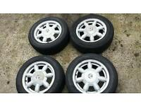 Mx5 alloy wheels