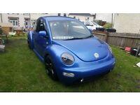 beetle turbo 220+bhp pops and bangs vxr gti swap?