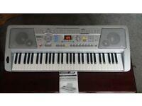Acoustic Solutions MK- 928 Electronic Musical Keyboard 61 Keys