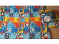 Thomas the tank engine bedding bundle for boys bedroom/nursury