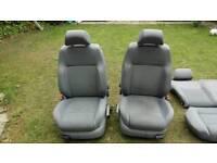 VW Golf / Bora grey cloth seats