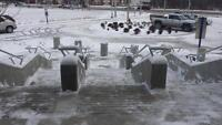 **CITY WIDE SNOW REMOVAL** rooftops, walkways, hauling, *