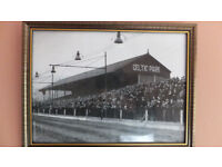celtic park'' old football ground & greyhound racing stadium west belfast sign 2 images