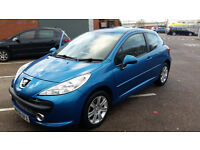 MUST BE SOLD! PEUGEOT 207 1.6 HDI SPORT *FSH*