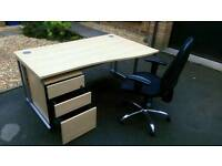 Used office furniture available, large quantity