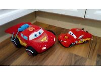 Lightning McQueen Cars soft toys