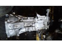 ford transit 2.2 rear wheel drive 6 speed gearbox removed from 13 reg van