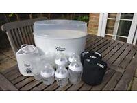 Tommee Tippee Bottle Feeding Set