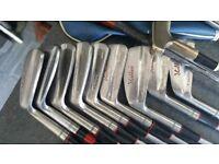St andrews scotland left handed golf clubs