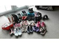 Girls shoes size 8 1/2 to 3