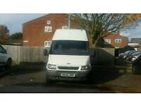 Ford Transit 90Hp Long Wheel Base Hi Top For Sale