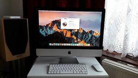 "iMac 21.5"" late 2009; 3.06GHz Intel Core 2 Duo; 500GB HD; 12 GB RAM"